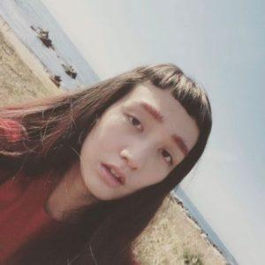 長井短 ブサイク モデル 目 歯 変 ハーフ 本名