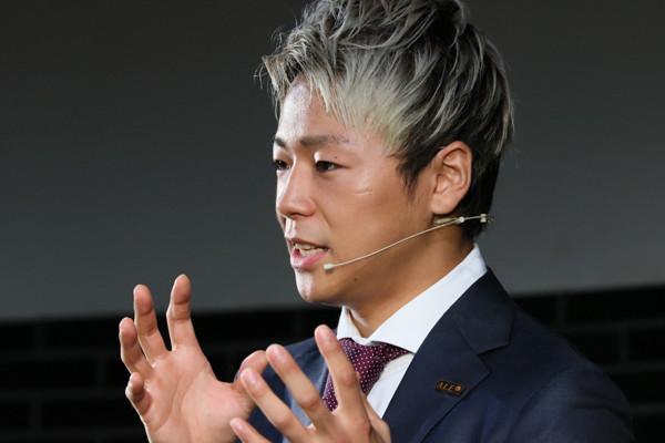 武尊 那須川天心 どっち 強い マギー 破局 髪型 アシメ 画像