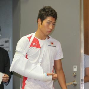 萩野公介 現在 不調 miwa 結婚 破局 自転車 事故 怪我