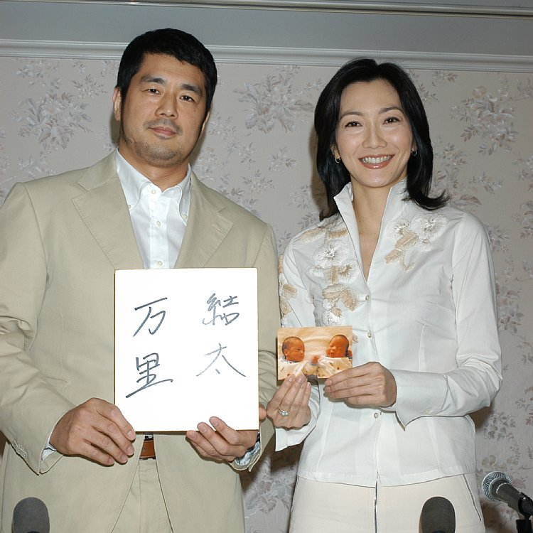 高田延彦 嫁 向井亜希 子供 現在 画像 前田日明 不仲 理由