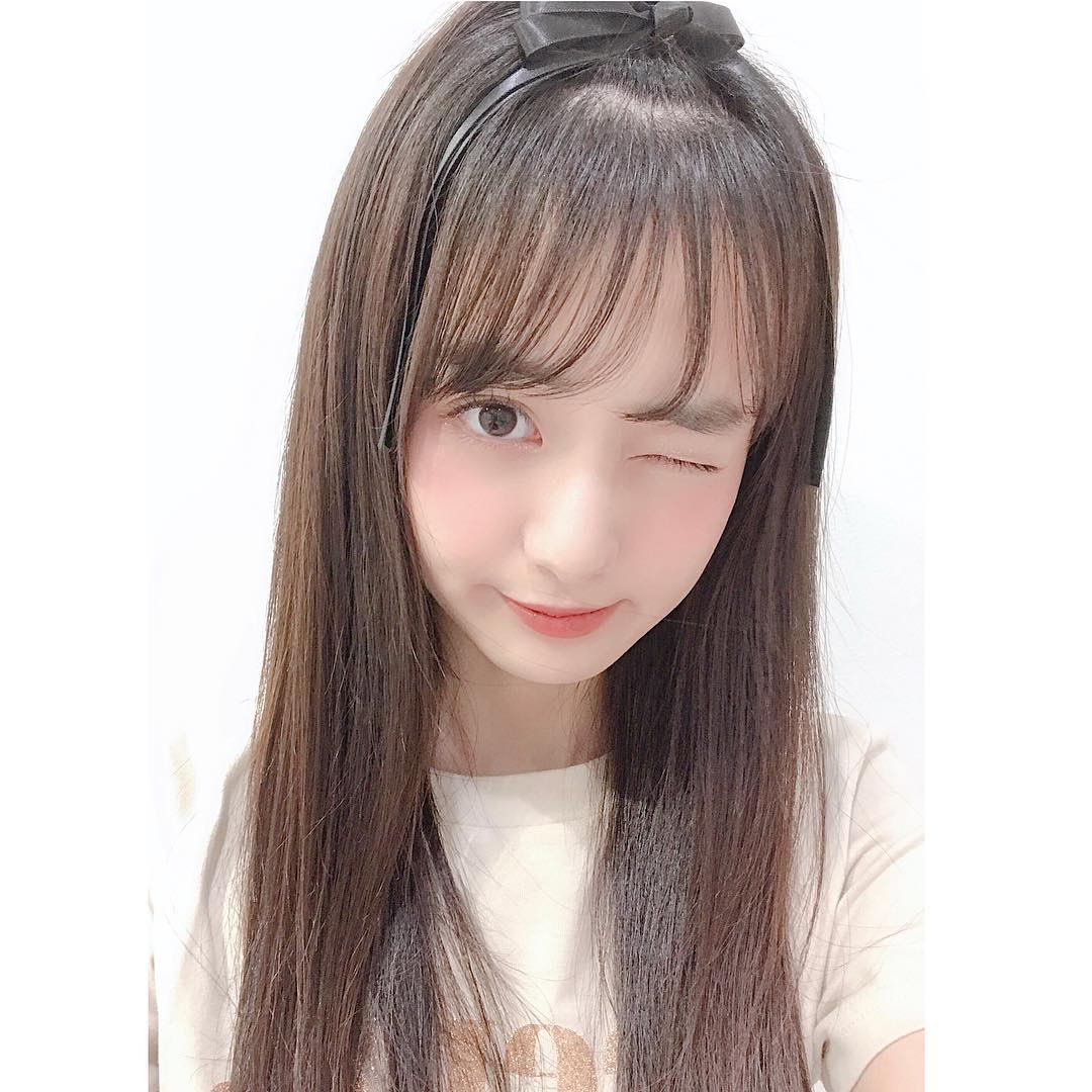 中川梨花 可愛い ぶりっ子 歯 黄色い 画像 高校 大学 慶応
