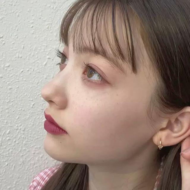 雑賀サクラ かわいい 画像 ハーフ カアネ 姉 双子 目 口 変
